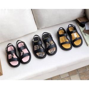 Burberry博柏利巴宝莉官网中文官方网新款男女士情侣款凉鞋