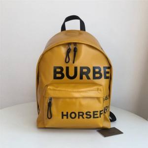 burberry body巴宝莉Horseferry 印花涂层帆布博柏利双肩包80219091