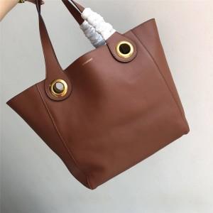 Burberry/巴宝莉官网代购正品博柏利包包新款真皮大号购物袋托特包收纳袋