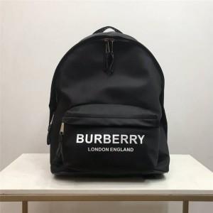 Burberry/博柏利巴宝莉官网尼龙徽标印花 ECONYL® 双肩包80161091