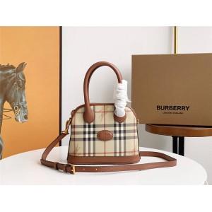 burberry官网包包巴宝莉正品中古vintage系列新款小号贝壳包5542